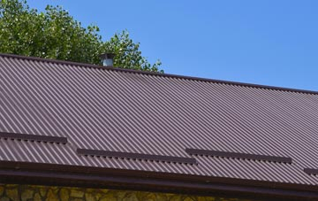 typical Tanlan corrugated roof uses
