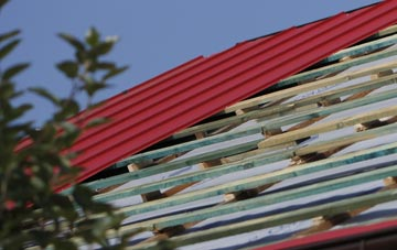Tanlan corrugated roofing costs
