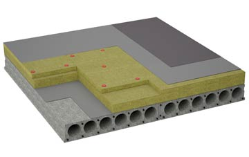 considerations of Tanlan flat roofing insulation
