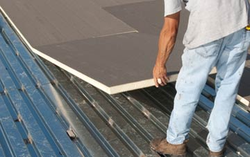 benefits of insulating Tanlan flat roofing